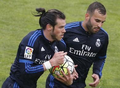 Bale got his name on the scoresheet twice.