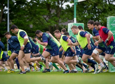 Connacht: chasing one last win in front of their home fans.