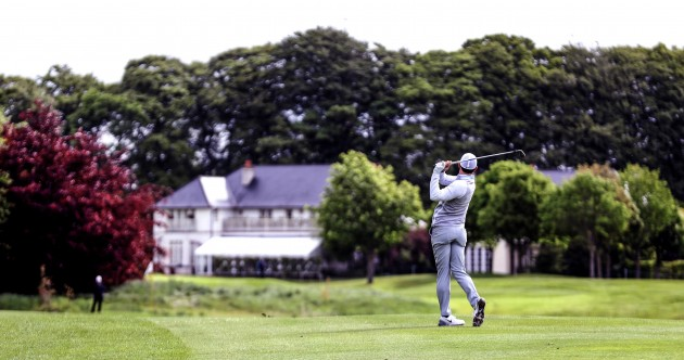 McIlroy moves to within a shot of the lead to tee up exciting weekend at the Irish Open