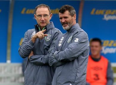 O'Neill and Keane.
