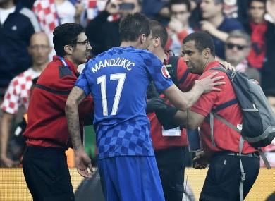 897f08ea1f1 Rakitic apologises for  stupid  Croatia troublemakers · The42