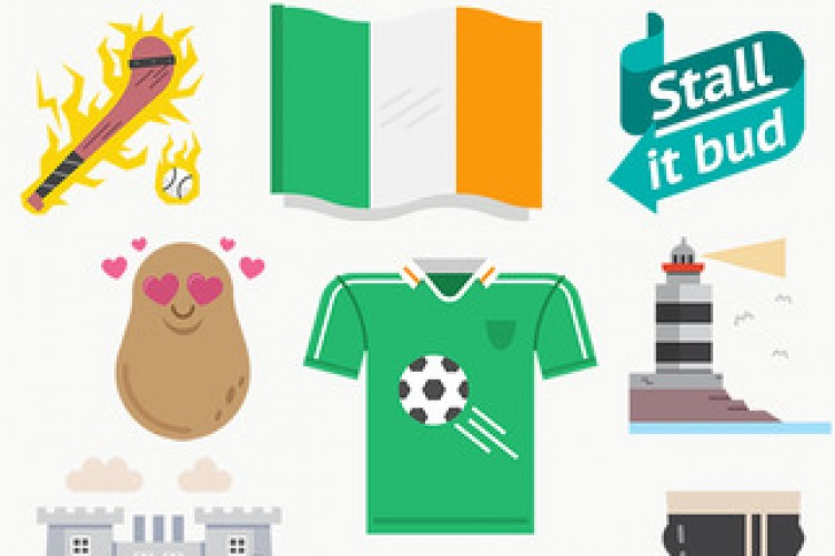 Ireland now has its very own set of emojis, including a fry