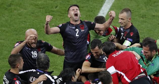 As it happened: Switzerland v France, Romania v Albania