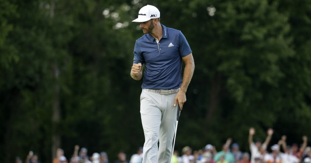 As it happened: Dustin Johnson wins US Open as Lowry has to settle for second
