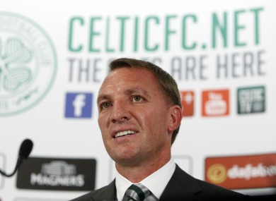Rodgers remains upbeat.