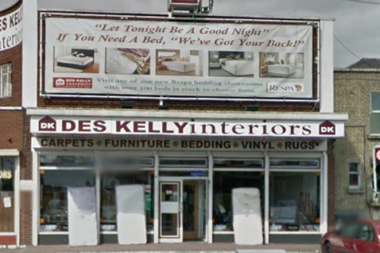 des kelly carpets deals