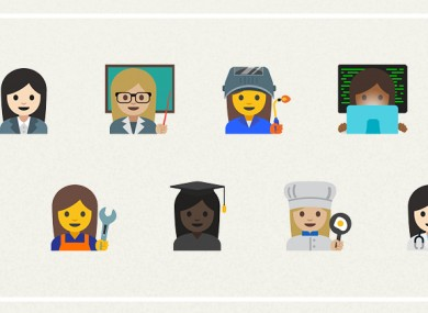 cea39d9516 The emojis on your phone are going to become more diverse