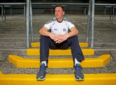 Cork footballer Patrick Kelly