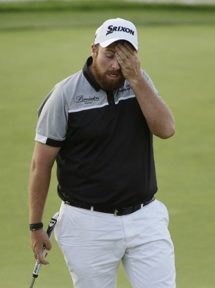 File photo: Lowry during the US Open this month.