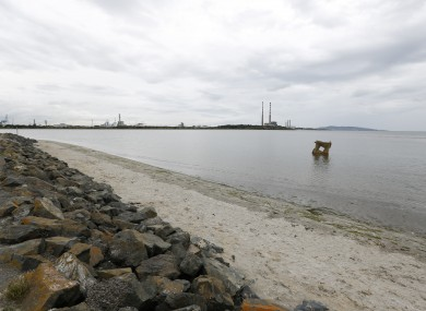 File photo of Sandymount Strand