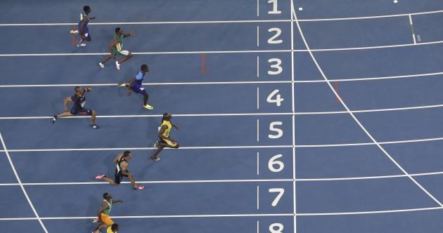 Three-peat! Usain Bolt beats Justin Gatlin to win his third 100m gold