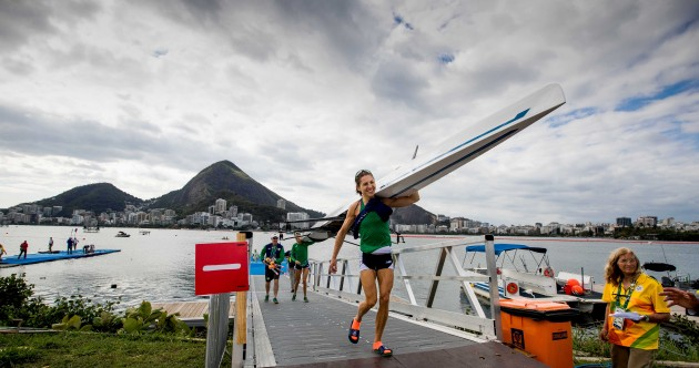 'All the sacrifices, being away from family and friends are worthwhile' - Olympic finalists Lynch and Lambe