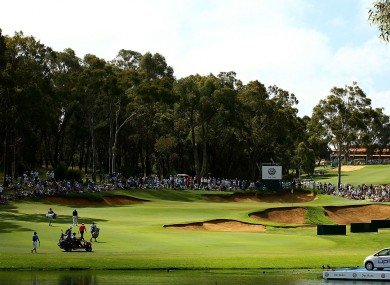 Lake Karrinyup Country Club, which will host the World Super 6 Perth