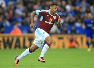 The forward is due to miss Premier League matches against Watford, Arsenal, Southampton and Everton.