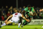 'I never imagined I'd play professional rugby, let alone get called up for my country'