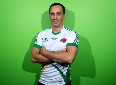 Cavan handballer Paul Brady.