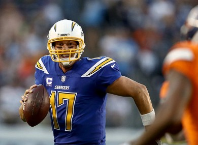 Philip Rivers finally saw his team hold onto a lead.