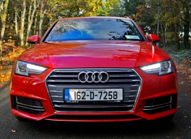 Review The Audi A4 Avant Takes All The Effort Out Of Driving And