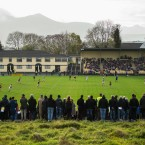 The Killarney view as Dr Crokes face Loughmore-Castleiney on Lewis Road.<span class=