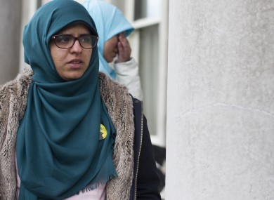 Fatima and Omaima Halawa have campaigned for the release of their brother.