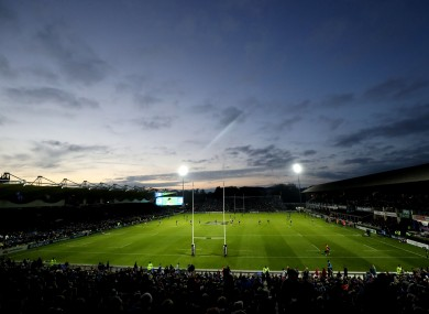 The RDS has become a fortress for Leinster in recent years.