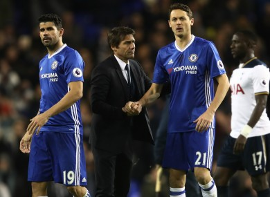 Chelsea manager Antonio Conte has backed his players.