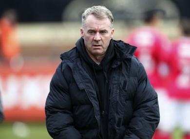 John Sheridan is the new Oldham boss.