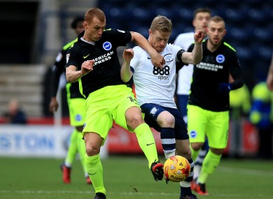 Horgan is a welcome addition at Deepdale.