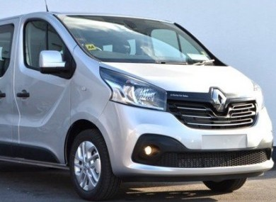 3888437859 DoneDeal of the Week  This Renault Trafic Passenger can carry nine people  in comfort