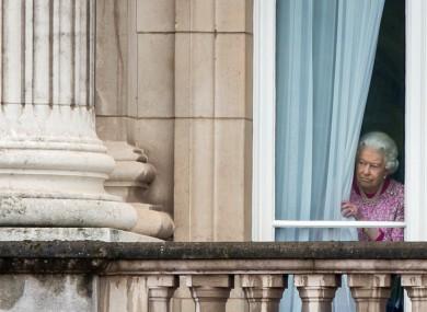 The Queen has not been seen in public for 12 days now.