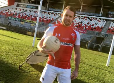 Shane Williams will take part in AIB's The Toughest Trade.