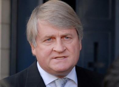 Businessman Denis O'Brien.