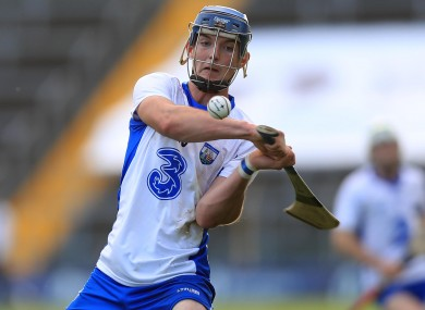 Curran was the star of the show for DCU.