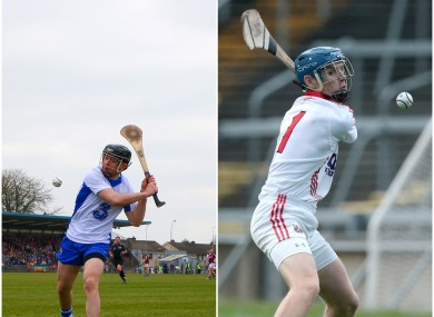 Waterford's Mark O'Brien and Cork's Patrick Collins played key roles today.