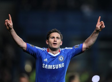 Chelsea legend Frank Lampard announces retirement from football · The42 94e336820
