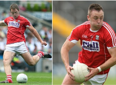 Colm O'Neill and Paul Kerrigan pointed the way for Cork today.