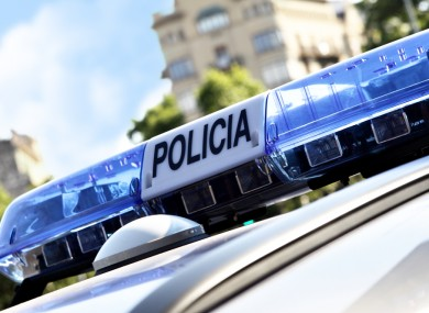 Spanish police hunt more than 100 people who fled without