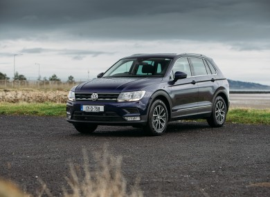 The new Volkswagen Tiguan SUV is finally here - so was it