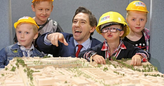 New children's hospital will be the length of Grafton Street and as big as Dundrum Shopping Centre