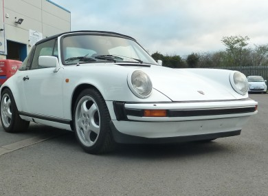 This Porsche 911 Sc Targa Is The Ultimate Drivers Car And