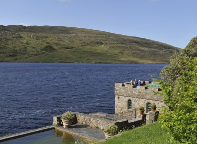 Glenveagh National Park in Donegal