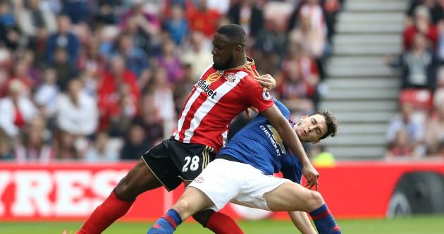 As it happened: Sunderland v Man United, Premier League