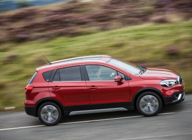 Review: Suzuki's crossover SUV is a surprisingly loveable