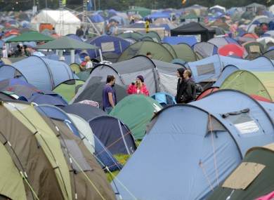 Couple Who Claimed Electric Picnic Security Burst Into Their Tent