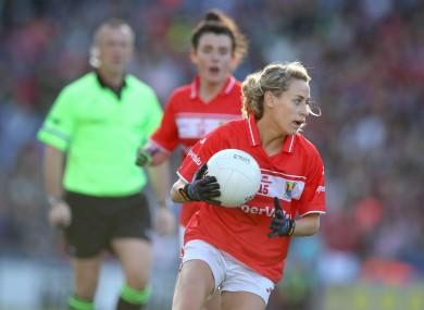 Orla Finn makes the team for Cork.