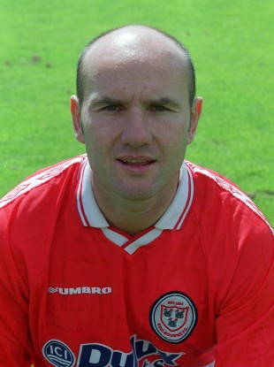 Paul Doolin won 17 major trophies including five doubles over the course of a decorated life in football.