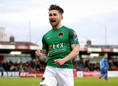 Seán Maguire has been in excellent form for Cork recently.