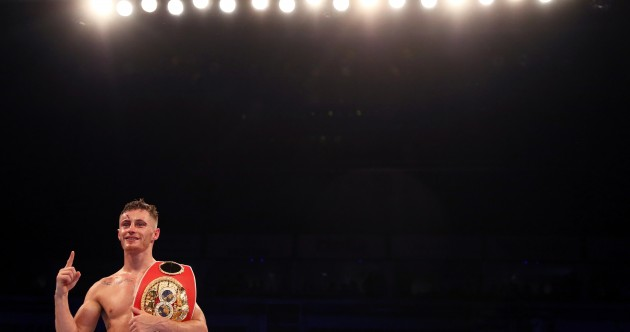 Ireland has a new world champion as Burnett prevails despite judging controversy