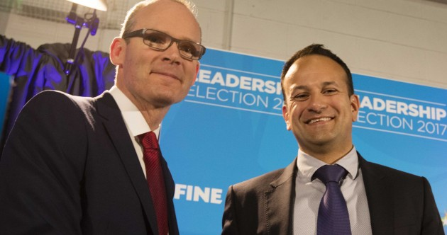 Leo Varadkar is officially the new leader of Fine Gael