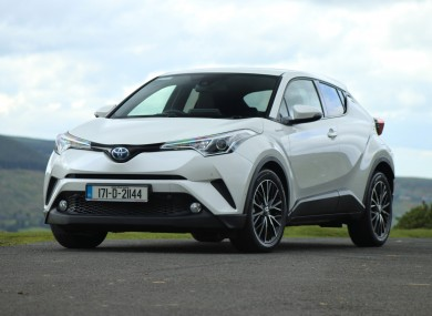 Can You Believe This Daring New Car Is A Toyota We Review The C Hr